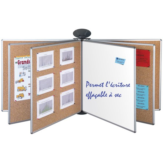 PIVOTAL WALL DISPLAY CONSOLE