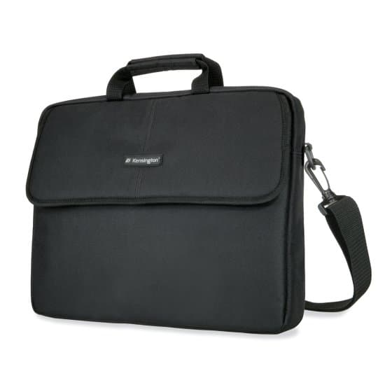 "Simply Portable - SP17 Classic Laptop Sleeve - 17""/43.3cm - Black"