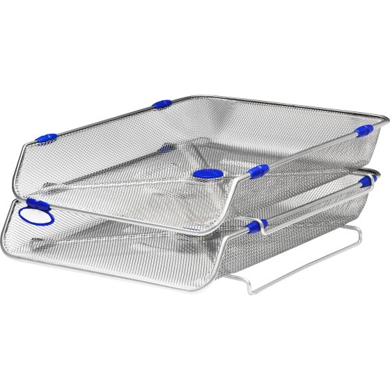Swivel & Stack Wire Letter Tray