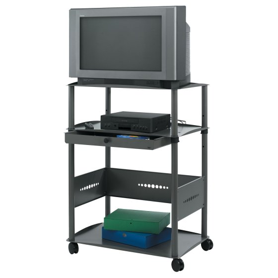 Widescreen AV Trolley