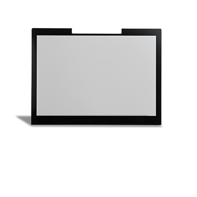 Black Frame with Camera Cutout