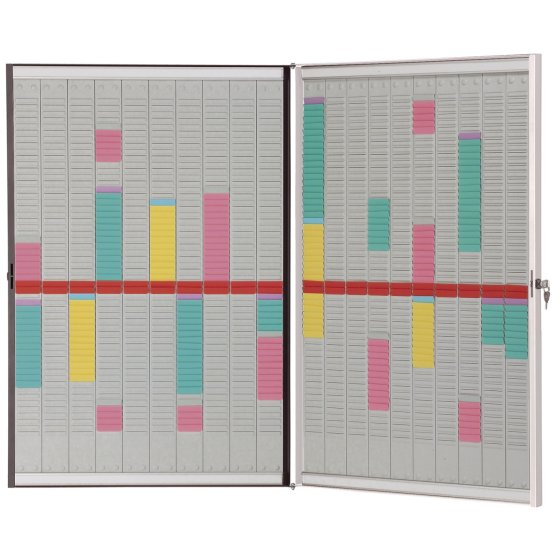 T-Card Planning Kit - Folding Door System