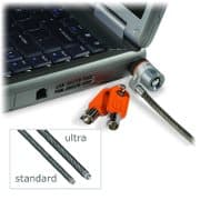 MicroSaver® Ultra Laptop Lock - Master Keyed
