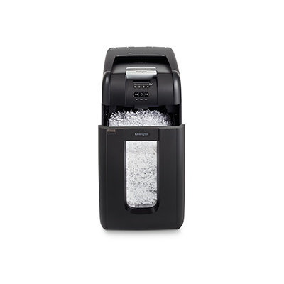 shredder 7-Gallon/250-Sheet Bin with Full Indicator