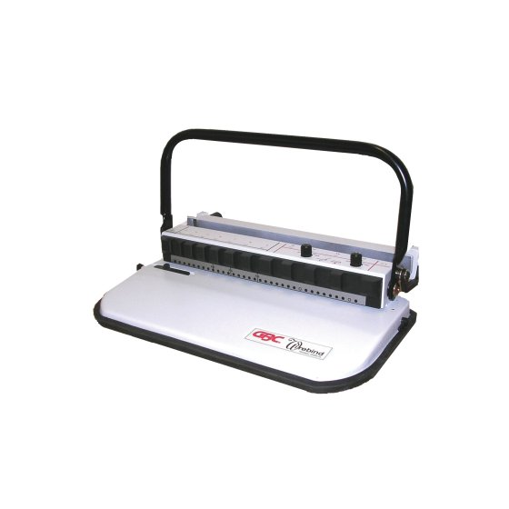 GBC WIREBIND WBM23 MANUAL WIRE BINDER