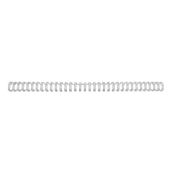 WireBind Binding Wires 2:1 No12 A4 Silver (200)