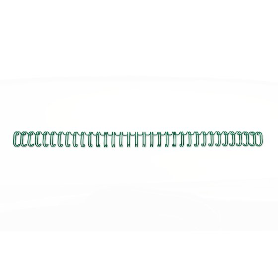 GBC 3:1 WIRE NO6 A4 GREEN(250)