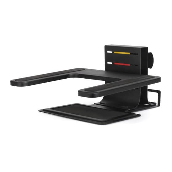 Adjustable Laptop Stand with SmartFit System