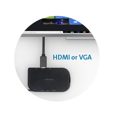 vido connection hdmi vga HD