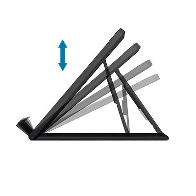 Foldable Dual Kickstand Structure