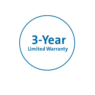 Three-Year Warranty