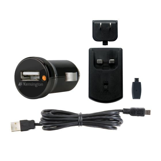 USB Car and Wall Charger for Smartphones