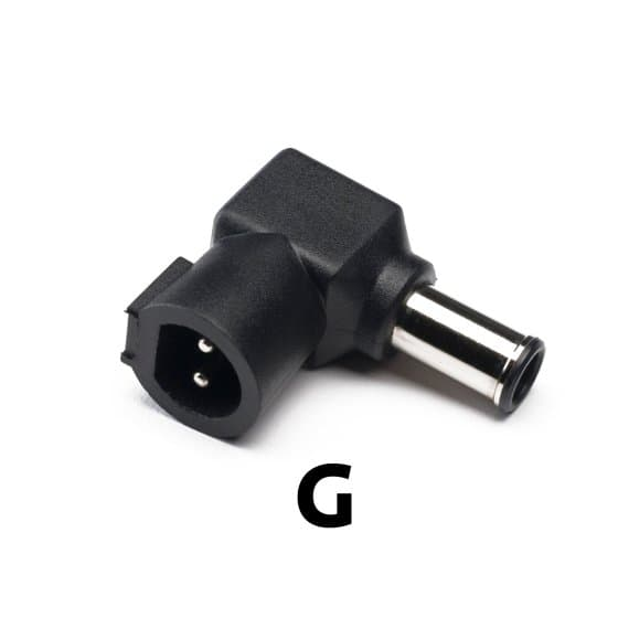 Laptop Power Adapter Compatibility Tip G