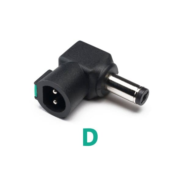 Laptop Power Adapter Compatibility Tip D