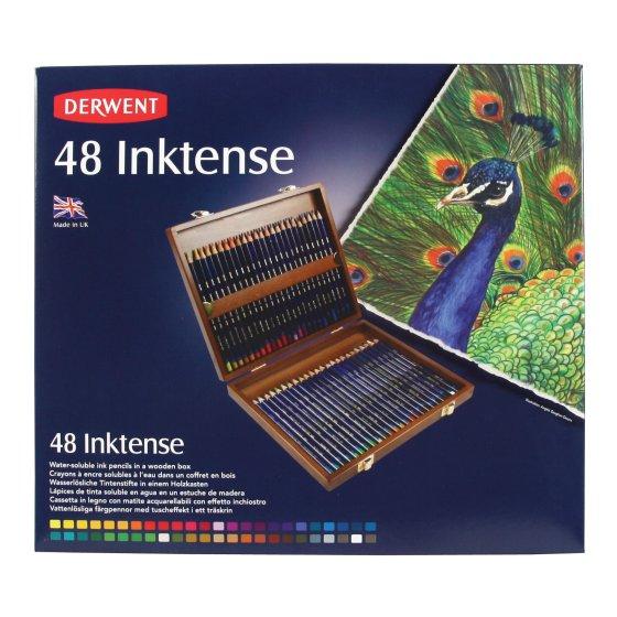 インクテンス ウッドボックス 48色