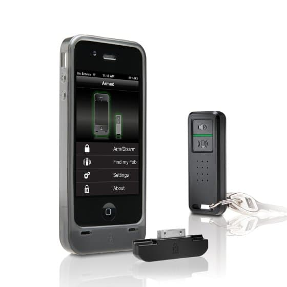 BungeeAir™ Protect Wireless Security Tether™ & Case for iPhone