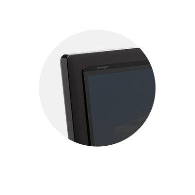 Una solución excelente para pantallas de borde fino o curvado