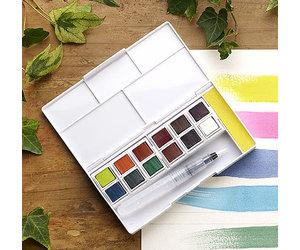 Inktense Paint 12 Pan Palette #2