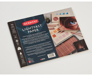 Lightfast Paper Pad 12 x 16