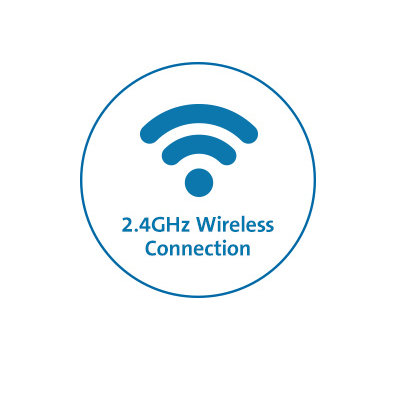 2.4GHz Wireless
