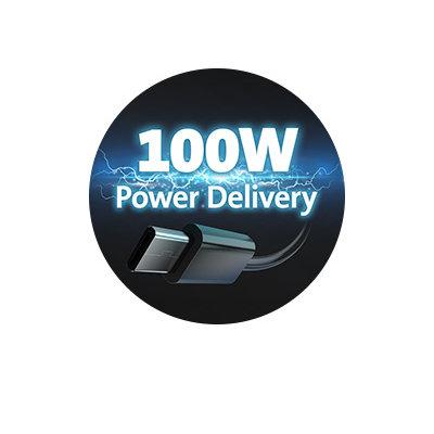 Suministro de alimentación de 100W