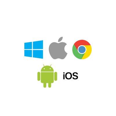 Multi-Device/OS Compatibility
