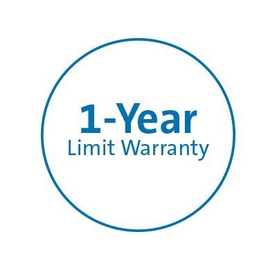 One-Year Warranty