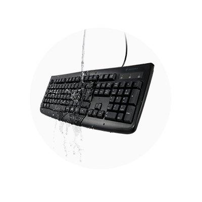 Waterproof Keyboard Design