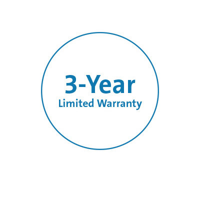 Industry-Leading Quality, Warranty, and Support