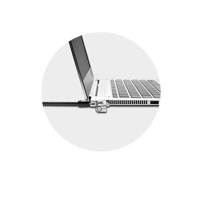 Allows Ultra-Thin and 2-in-1 Laptops to Lie Flat and Stable