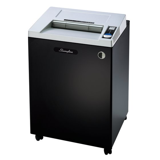 Swingline TAA Compliant CS25-44 Strip-Cut Commercial Shredder, Jam-Stopper, 25 Sheets, 20+ Users