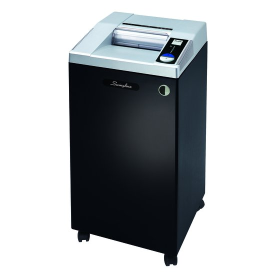 Swingline TAA Compliant CM15-30 Micro-Cut Commercial Shredder, Jam-Stopper, 15 Sheets, 20+ Users