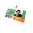 HeatSeal Pouches Badge-ID Size 5 Mil 100 pcs