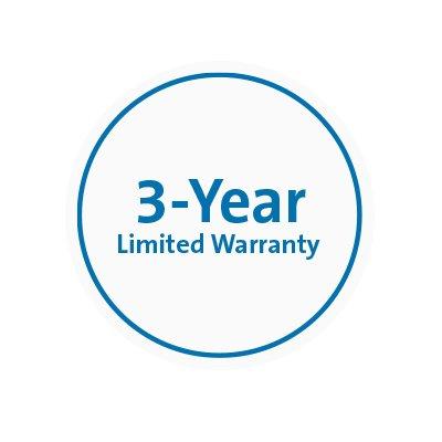 Three-Year Limited Warranty