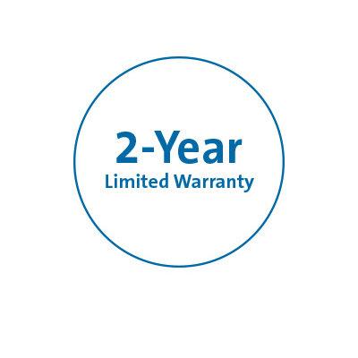 Two-Year Warranty