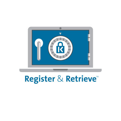 Register & Retrieve™
