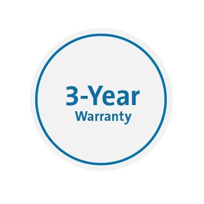 Three-Year Warranty