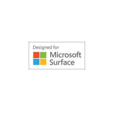 Designed Exclusively for Surface Pro
