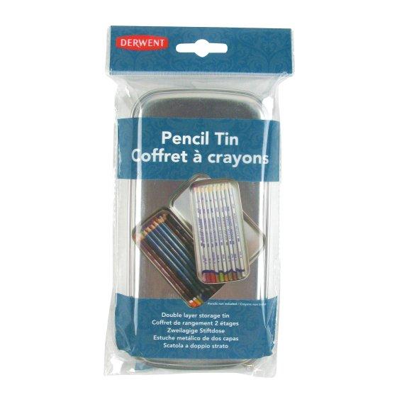 Derwent Pencil Tin