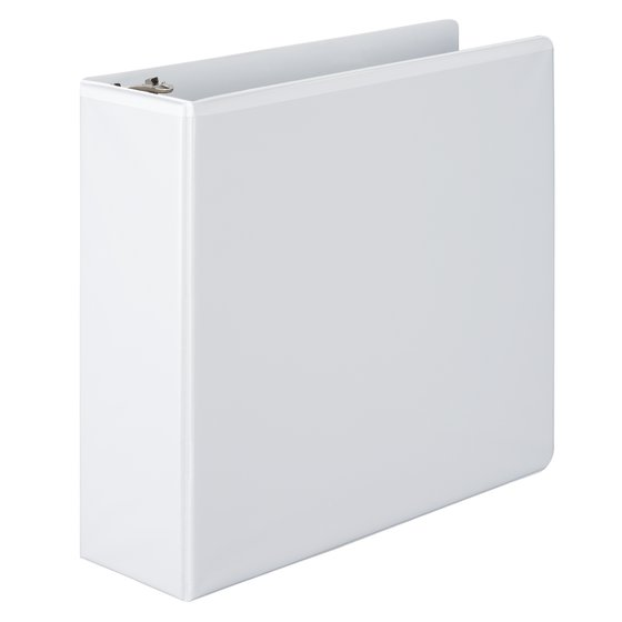 WJ 3? RDRING VIEW BINDER,WHT 1