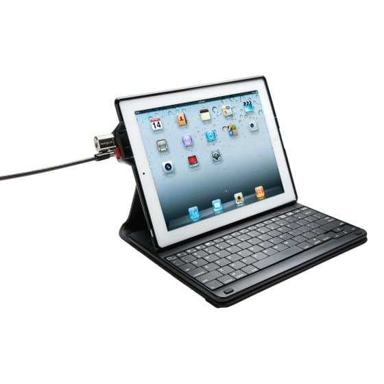 KeyFolio™ Secure Keyboard Security Case & Lock for iPad 2