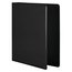 """Mead® Heavy Duty D-Ring View Binder with Extra Durable Hinge, 2"""", Black"""